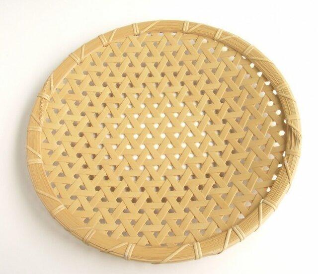 盛り皿  亀甲 24cm C-08の画像1枚目