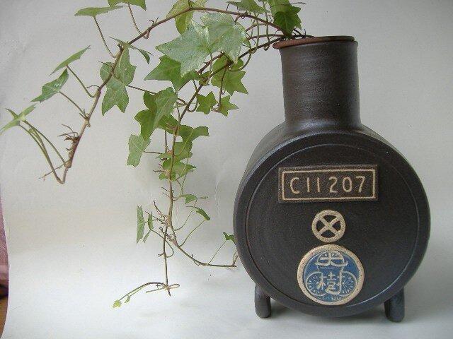 東武鬼怒川線、蚊取りSL C11207作品紹介の画像1枚目