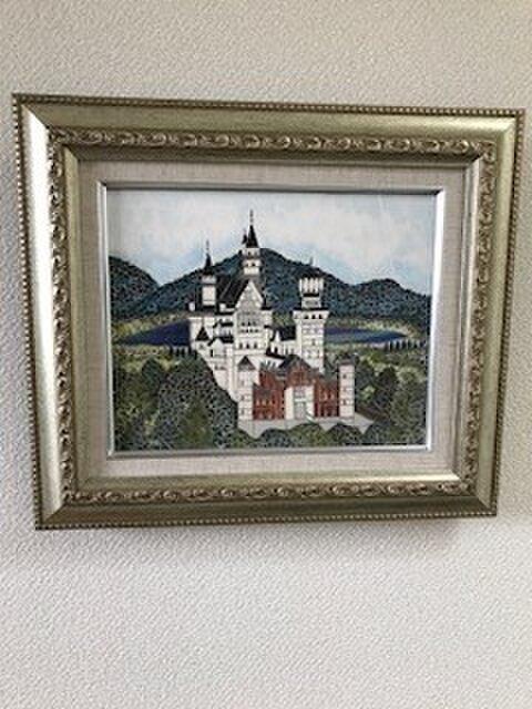 ノイシュバンシュタイン城(世界遺産・ドイツ)の画像1枚目