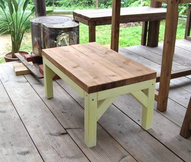 ちゃぶ台 テーブル サイズ変更可能の画像1枚目