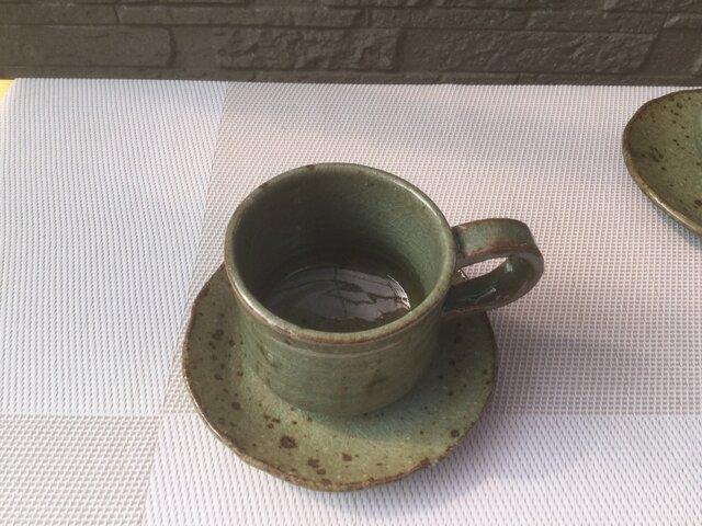 コーヒーカップ&ソーサーの画像1枚目