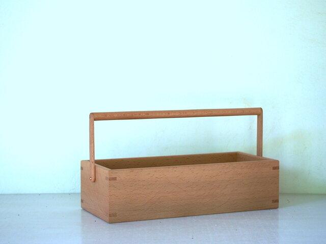 キャリーボックス(スイングハンドル)の画像1枚目