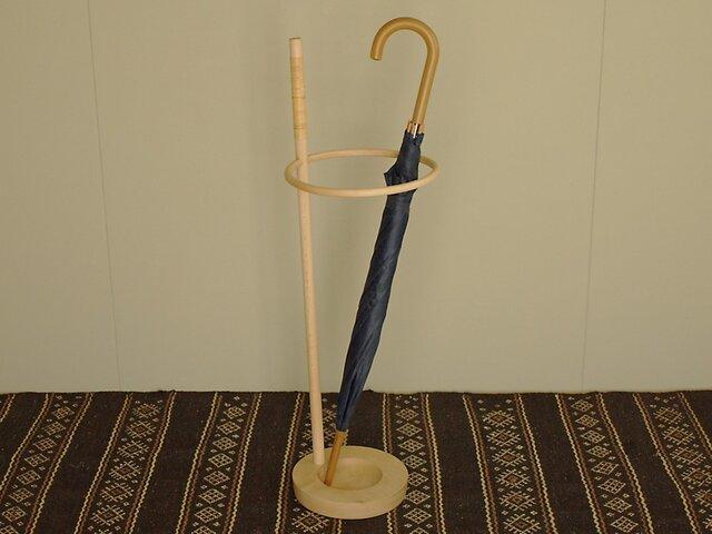 【受注製作】傘立て 木製アンブレラスタンド の画像1枚目