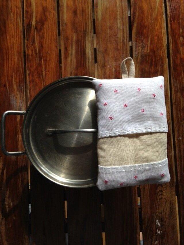 鍋つかみ 1の画像1枚目