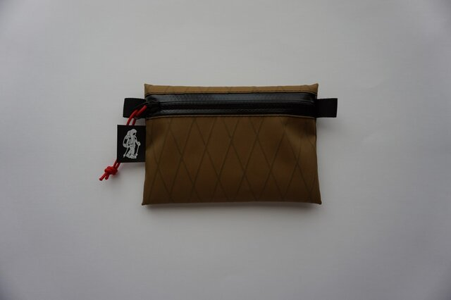 flat pouch S⁺ x-pac  ※カラーご指定くださいの画像1枚目
