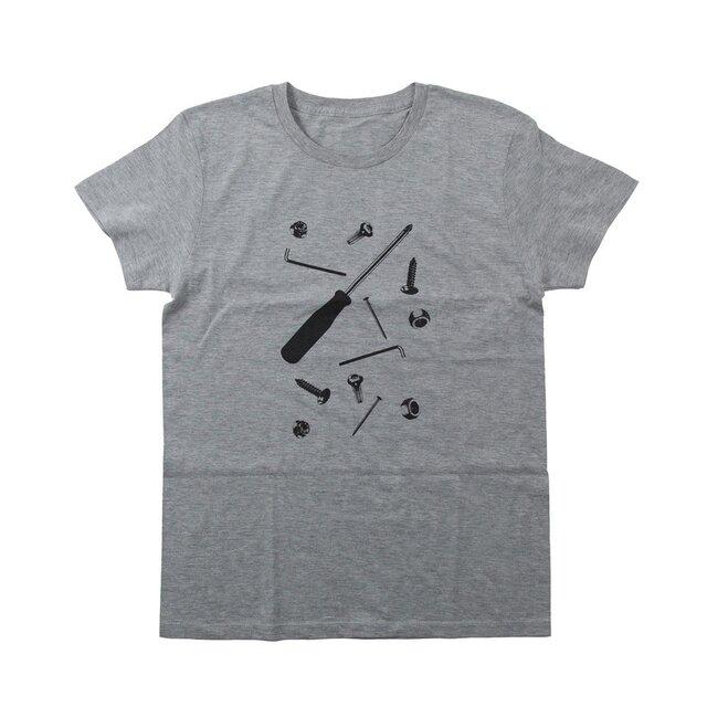 工具一式 ユニセックス Tシャツの画像1枚目