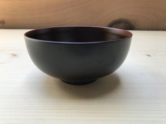 内赤椀(小、仙才椀型)の画像1枚目