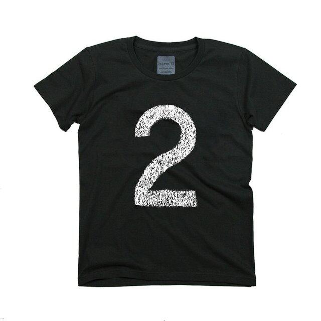 TRAFFICシリーズ駐車場「2」デザインTシャツTcollectorの画像1枚目