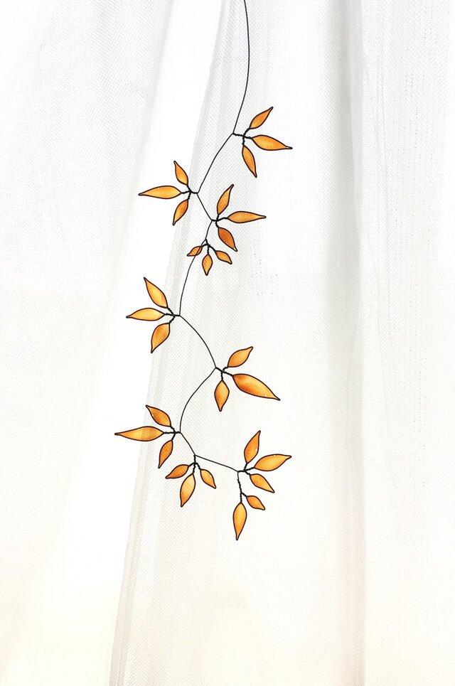ワイヤーの壁飾りの画像1枚目