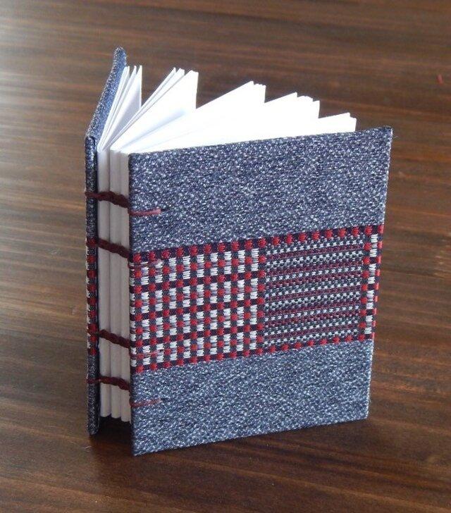 博多織カバーのミニ本の画像1枚目