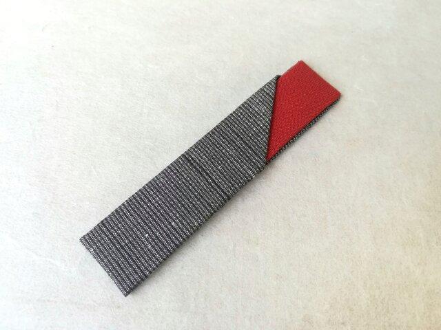 楊枝入れ 四十三号【再販】:茶道小物の一つ、菓子切鞘の画像1枚目