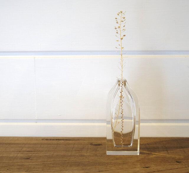 一輪挿し a bottle「plants」時澤真美の画像1枚目