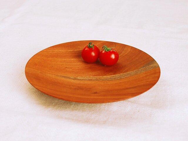 木のお皿・器 欅(ケヤキ)材4の画像1枚目