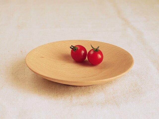 木のお皿・器 ブナ材3の画像1枚目