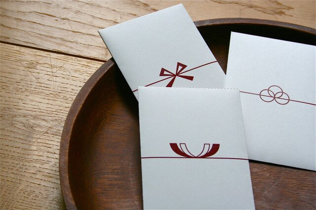 ポチ袋 −祝− 3setの画像1枚目