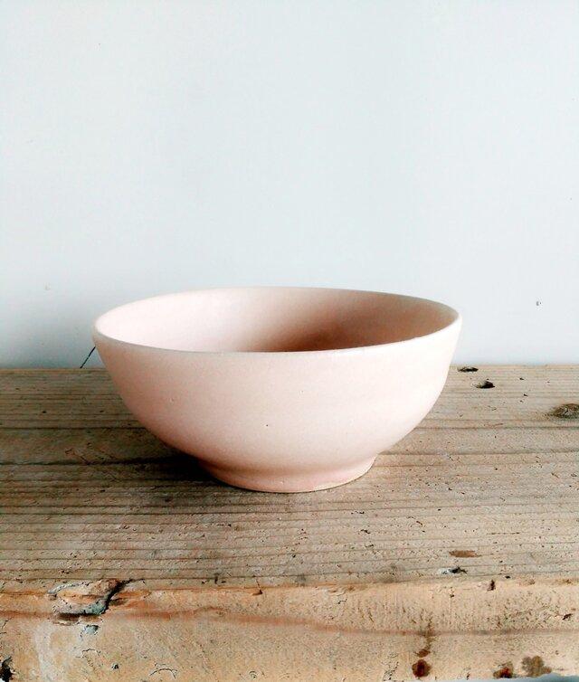 ピンクのロマンス鉢の画像1枚目