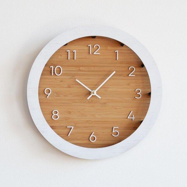 Minimal Wall Clock ミニマルな掛け時計の画像1枚目