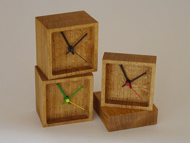 新四角時計の画像1枚目