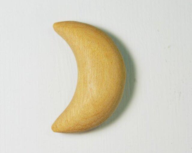 ブローチ moonの画像1枚目