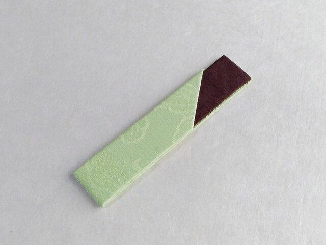 楊枝入れ 四十九号:茶道小物の一つ、菓子切鞘の画像1枚目