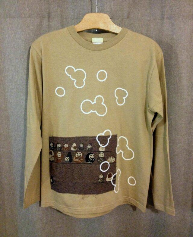 リノベーションTシャツ <DARUMA>の画像1枚目