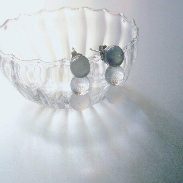 Les Trois Bonbon Earringsの画像1枚目