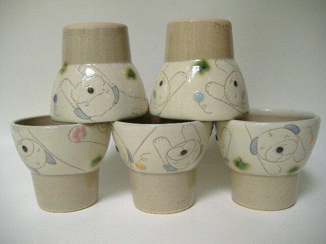 【SALE】niku・Qデザートカップの画像1枚目