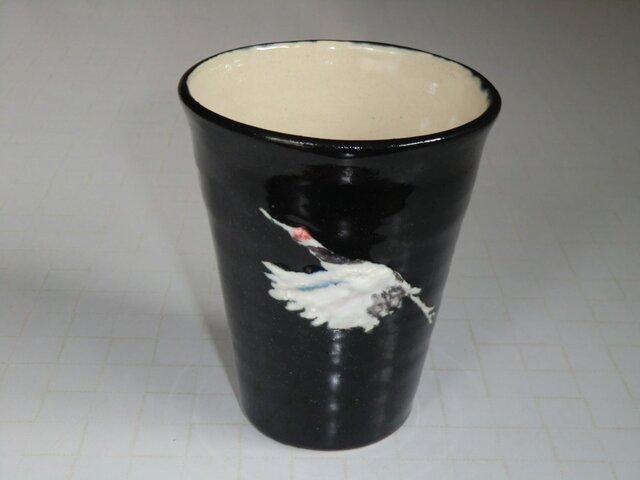 フリーカップ・丹頂鶴の画像1枚目