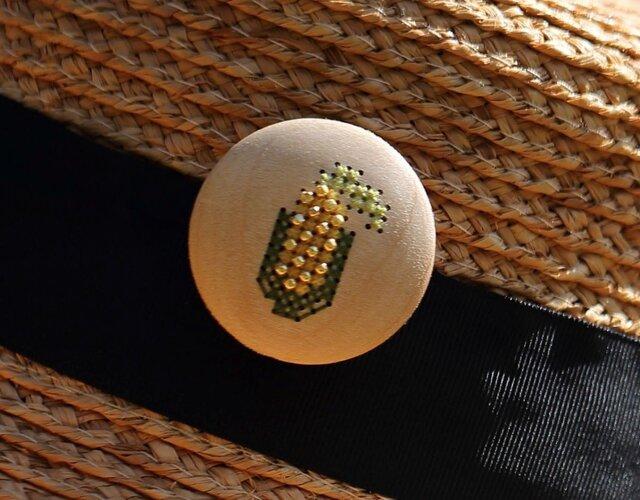 【046】とうもろこし Cornの画像1枚目