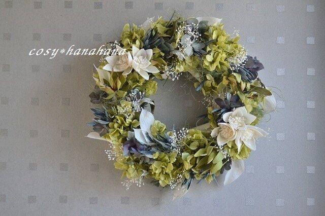 清流の夏wreathの画像1枚目