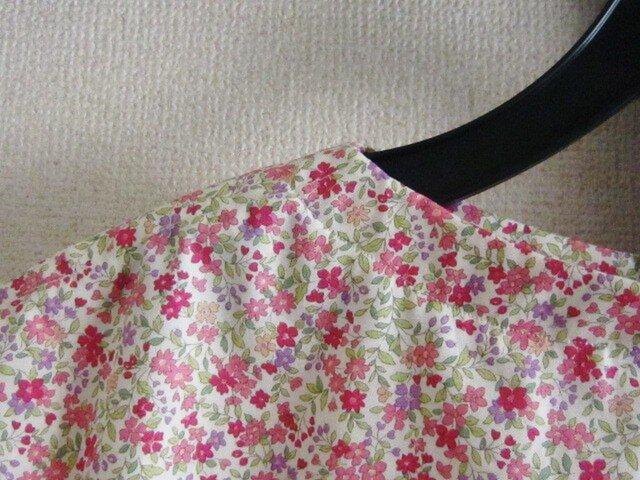 花のブラウス46の画像1枚目