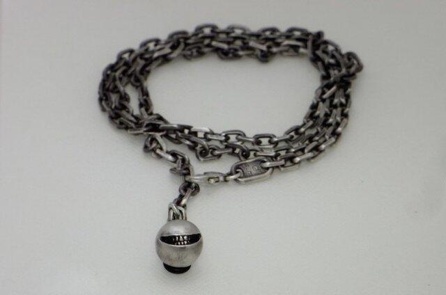 smile ball chain_B1の画像1枚目
