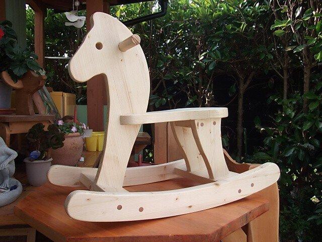 パイン木馬の画像1枚目