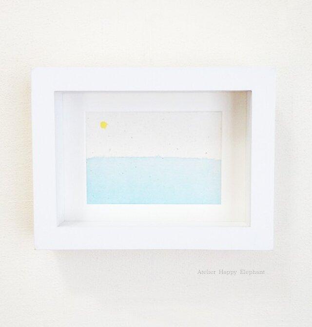 海と太陽の画像1枚目