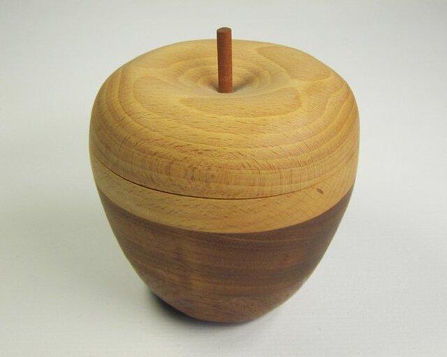 アップルボックス 寄木の画像1枚目