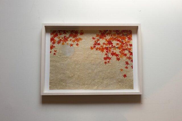 Autumn / 紅葉 スプレーアート作品の画像1枚目