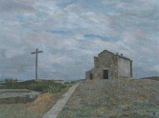 モンサラーシュの聖堂の画像1枚目