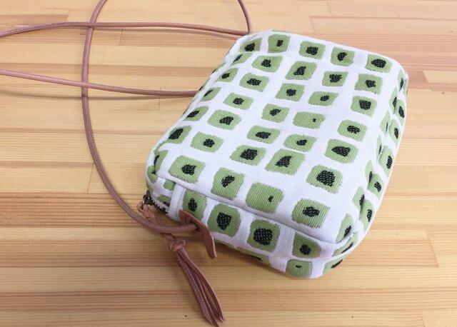 am287 pochette seed greenの画像1枚目