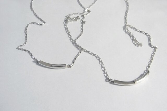 <NOVEC> Two Faced NECKLACE (S)の画像1枚目