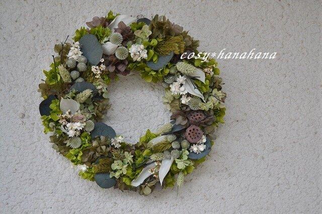 静粛な森wreathの画像1枚目