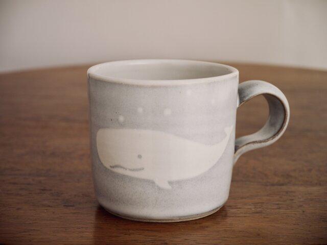 くじらのマグカップの画像1枚目
