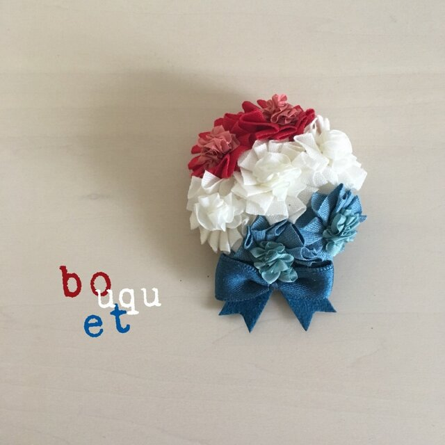 bouquet * REDの画像1枚目