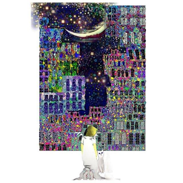 天使の祈り【2Lサイズ】の画像1枚目
