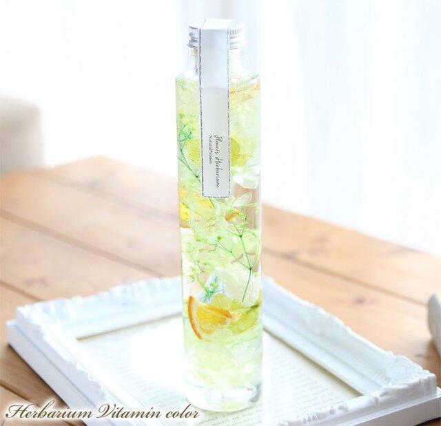 ハーバリウム ビタミンカラー - Vitamin color -の画像1枚目
