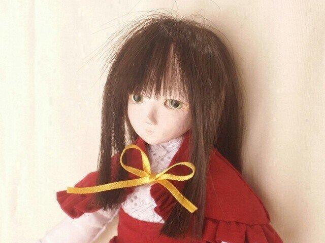 球体関節人形*花の少女*ウメの画像1枚目