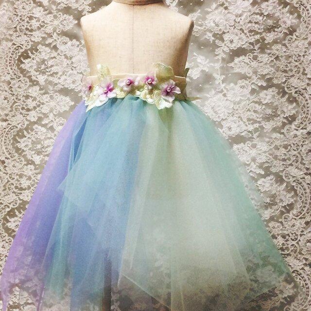 プリンセスチュールスカートの画像1枚目