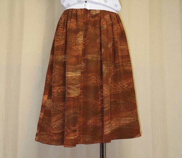 ギャザースカート 5935の画像1枚目