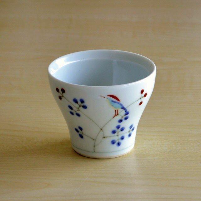 錦鳥と木の実 新煎茶の画像1枚目