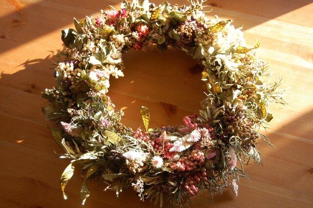 実りのWreath(リース)の画像1枚目