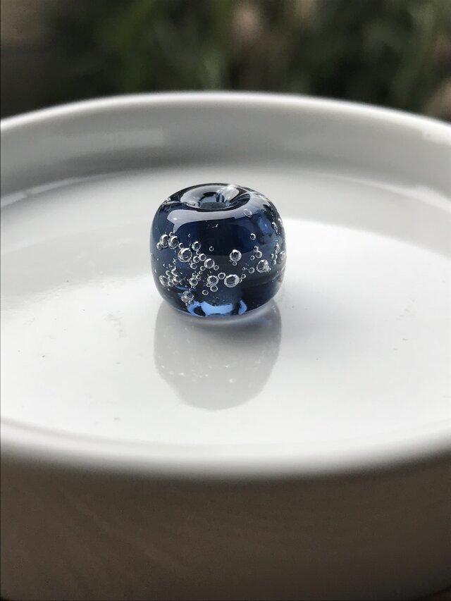 泡玉 藍の画像1枚目